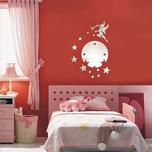 espejos adhesivos para dormitorio infantil