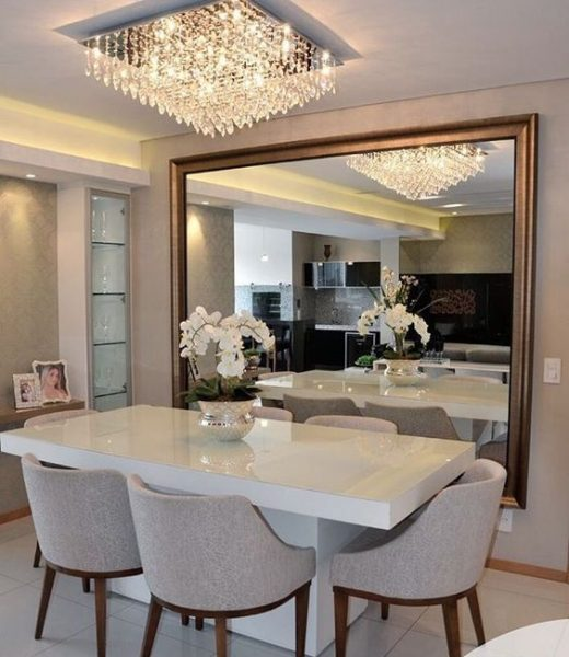 Espejos decorativos para tu comedor decoracion for Espejos decorativos de pared