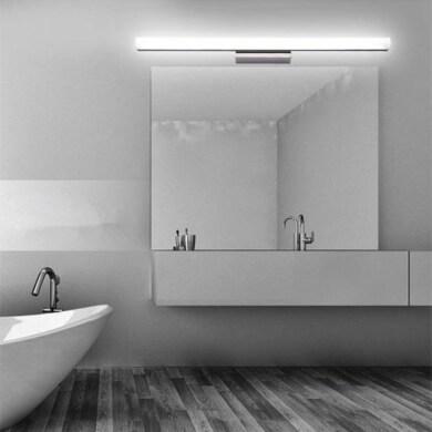 Apliques luz LED para espejos cuarto de baño ofertas envío Gratis descuentos pagos a plazos