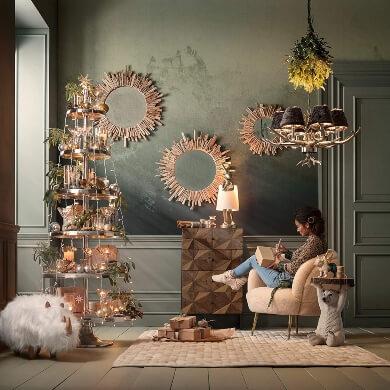 espejos decorados con material reciclado ideas para decorar espejos manualidades fáciles para hacer en casa en familia con amigos