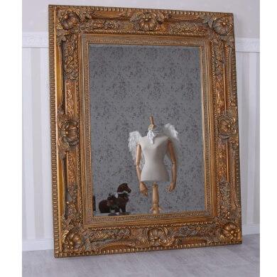 espejos estilo victoriano decoración vintage retro rustico