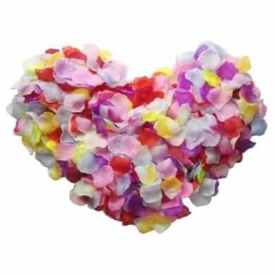 petalos flores decoracion marco fotos marcos cuadros espejos de pared